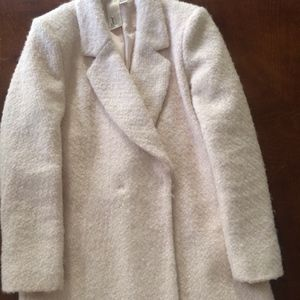 Forever 21 boucle knit  coat